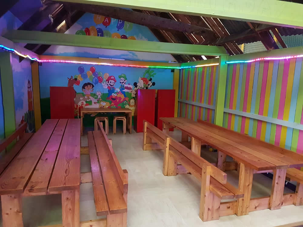 Kids Parties at Little Rascals Mallow