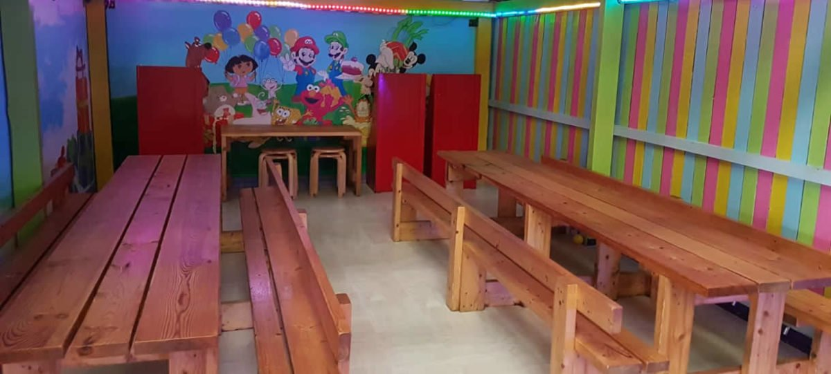 Kids Party at Little Rascals Mallow